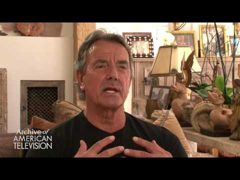 Eric Braeden on playing a Nazi on