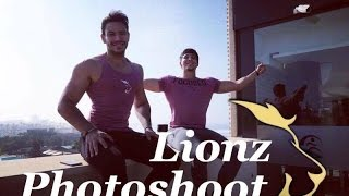 LIONZ PHOTOSHOOT Vlog