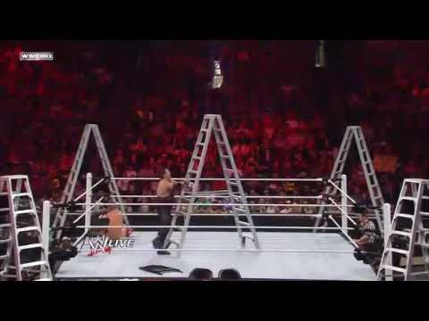 WWE TLC 2010 - The Miz vs. Randy Orton - Part 1