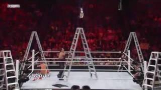 WWE TLC 2010 - The Miz vs. Randy Orton - Part 1
