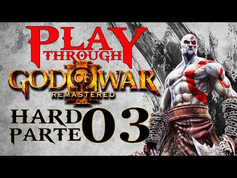God of War 3 Remasterizado PS4 Hard Parte 3. Hades