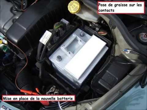 fuse box on a renault master chgt batterie sur c3 youtube fuse box on a volvo v40