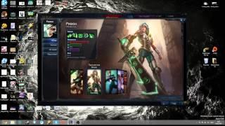 Продам аккаунт League of Legends(, 2014-02-14T01:15:59.000Z)