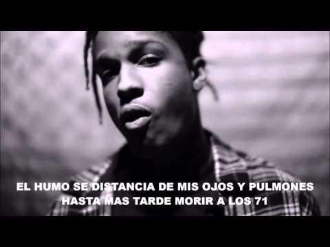 A$AP Rocky pharsyde (feat. joe fox) subtitulada en español