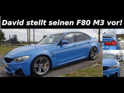 BMW F80 - M3 - Akrapovic - Recaro - Awron - Öhlins Fahrwerk - Carbon ...