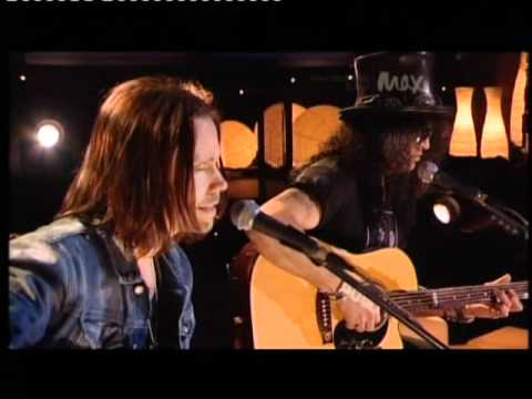 Slash & Myles Kennedy MAX Sessions – Intro & Patience