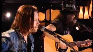 Slash & Myles Kennedy MAX Sessions - Intro & Patience