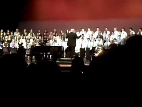 District II Middle School Honors Choir - Seasons of Love - 2/2/13