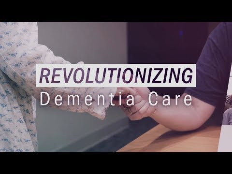 """Revolutionizing Dementia Care"""