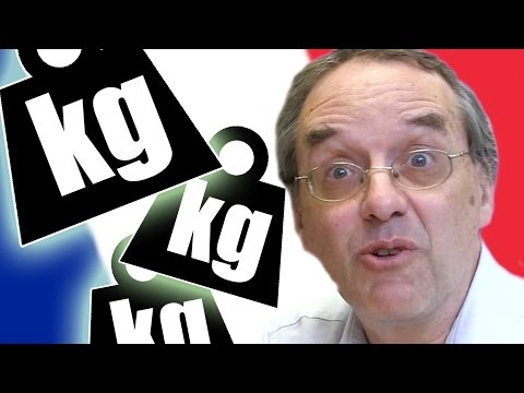 Demise of the Kilogram - Sixty Symbols