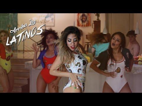 Irasema - Arriba Los Latinos [Video Oficial]