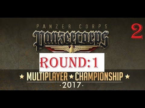 Anti Aircraft Guns are Over Powered - 2017 MP Championship Panzer Corps - (R1: P2)