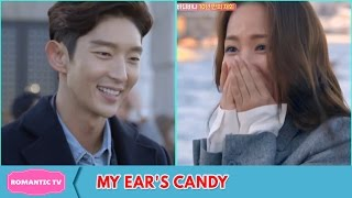 Park Min Young Is Moved To Tears By Lee Joon Gi On My Ear's Candy