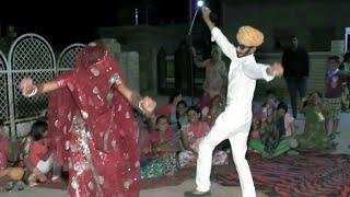 डांस मे कुछ राज छुपा हुआ है !! आप बता नही पाओगे ||  Marwadi Sadi Dance 2018, Rajasthani Dance
