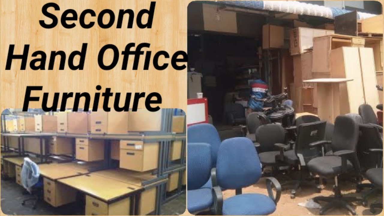 Second Hand Office Furniture With Price
