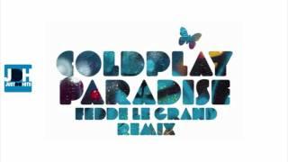 Coldplay - Paradise (Fedde Le Grand Remix)