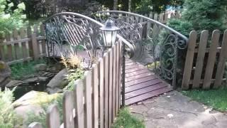 видео Освещение коттеджа