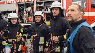 Ausbildung Beamtin/Beamter 2. Qualifikationsebene, Feuerwehrtechnischer Dienst
