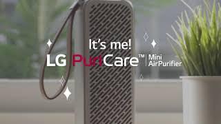 Siêu phẩm lọc khí LG PuriCare mini