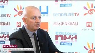 Colloque NPA-Le Figaro 2015 : Nick Stubbs, SES