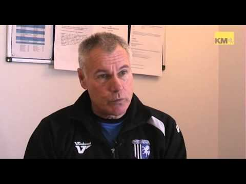 Peter Taylor interview ahead of Crawley Town match