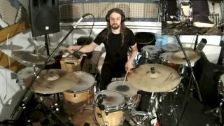 Repeat youtube video drum jam special edition - Rammstein - Ich Tu Dir Weh - full instrumental cover