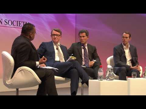 'Brexit: Bring it on' with Krishnan Guru-Murthy - RTS London