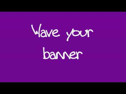 Wave Your Banner by Kierra