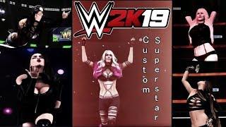 WWE 2K19 - My 20 Custom Women's Entrances // #WWE2K20 Countdown