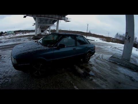 МОЯ ПЕРВАЯ МАШИНА / AUDI 80 B3 / НАСТРОЙКА КАРБЮРАТОРА