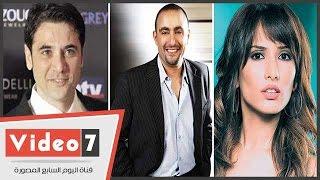 """شاهد .. تعليق أحمد السقا علي أزمة """"عز وزينة"""""""