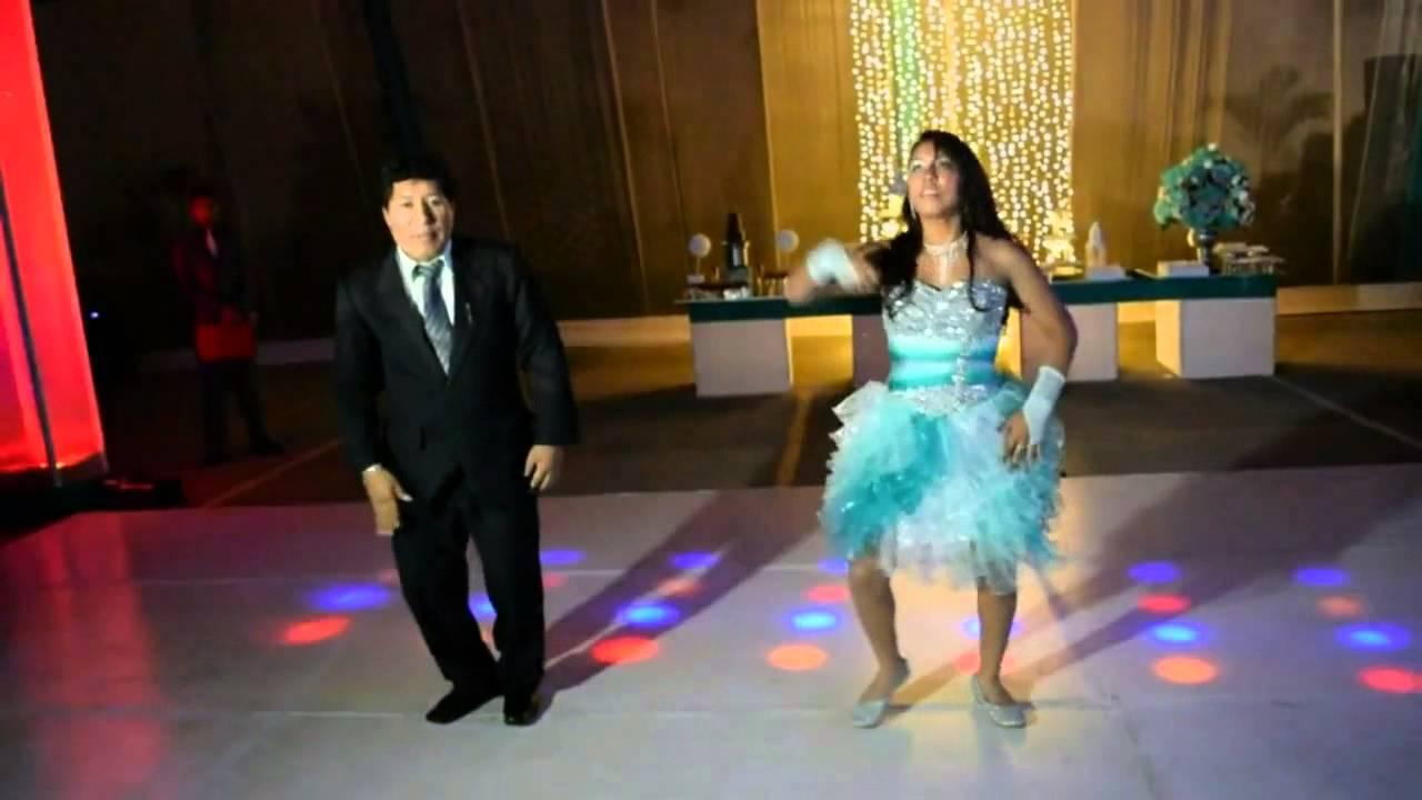 Baile Sorpresa Quincea 209 Era Con Su Pap 225 Youtube