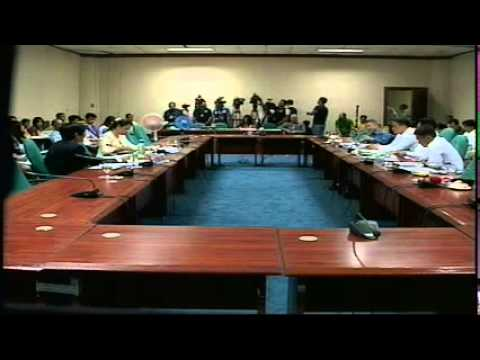 Committee on National Defense & Security joint with Committee on Foreign Relations
