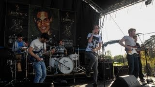 Lemonparty with B4E (This Song's For Lee) at LeeStock 2013