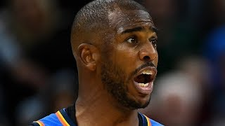 Chris Paul, James Harden Haven't Spoken Much & CP3 Shocked After GM PROMISED He Wouldn't Get Traded!