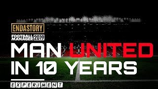 FM19 Experiment - Man United squad in 10 Years