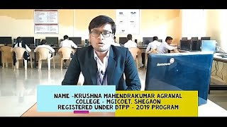 Krushna Agrawal's Live Review of DTPP program...