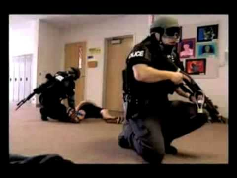 The Militarization of our Local Police