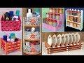 10 DIY Home And Kitchen Organization Idea !!! Handmade Things