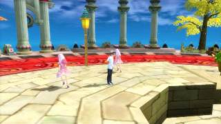 Lucent Heart Step Up Entry - Wedding Day -  Audition Online Soundtrack - Takumi, Pooksie, Peach