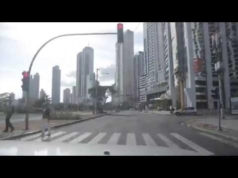 Driving In Panama