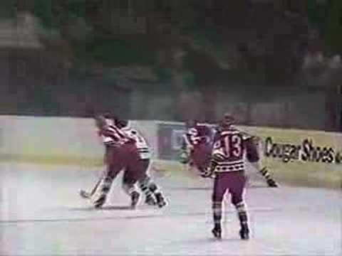 1979 Challenge Cup Game 1 Goals - NHL vs USSR