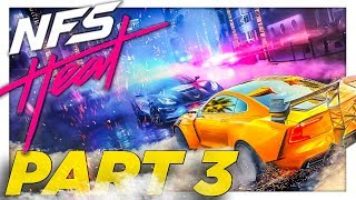 Need for Speed: Heat Gameplay Walkthrough Part 3 [Chapter 2: RAISE THE HEAT] - W/Commentary