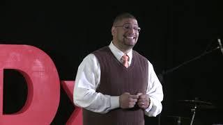 The Power of Language to Redefine What Matters | Javier Miranda | TEDxSingSing