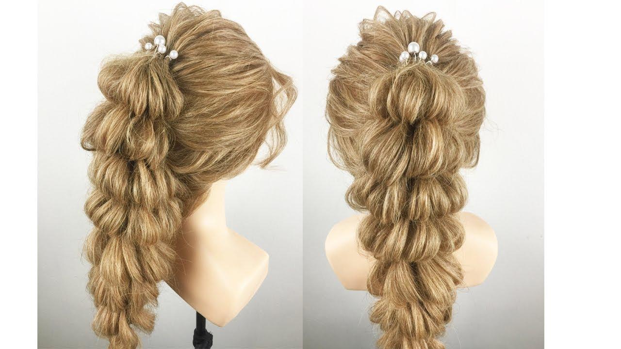 Hướng Dẫn Tết Tóc Đẹp | Kiểu Tóc Đẹp Đi Chơi, Dự Tiệc | Best Hairstyles For Long Hair
