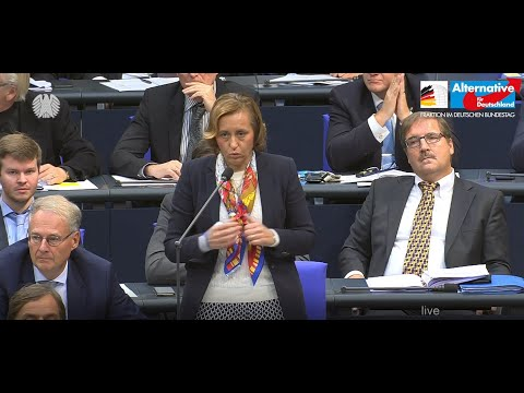 Beatrix von Storch (AfD) - UN-Migrationspakt stoppen!