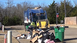 Progressive Waste Solutions: Mack LEU Heil Half/Pack Freedom FEL w/ Curotto Can part 1