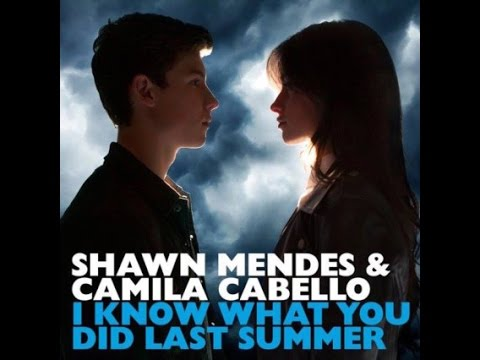 Shawn Mendes ft. Camila Cabello I KNOW WHAT YOU DID LAST SUMMER MUSIC VIDEO