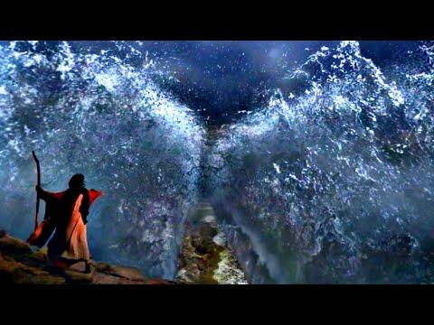 Êxodo - Abertura Do Mar Vermelho E A Travessia De Israel