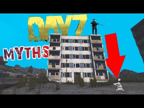 dayz-myths!-how-far-can-you-fall-without-dying-+-where-is-climbing?